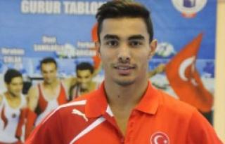 İzmirli Cimnastikçi Ferhat'tan Olimpiyat Başarısı