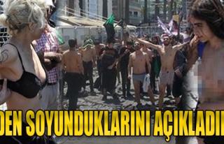 İzmirli Anarşistler Neden Soyunduklarını Açıkladı