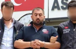 Firari Zanlı İzmir'de Yakalandı