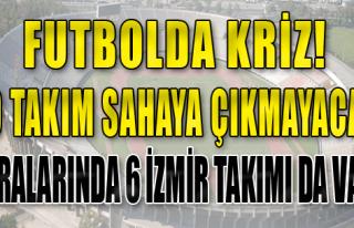 Türk Futbolunda Deprem