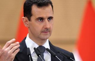 Esad'dan Erdoğan'a Cevap