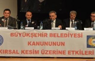 'Köylünün Hakları Elinden Alınmayacak'