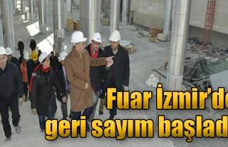 Fuar Sokağına Türkiye Mozaiği