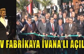 İzmir'de Dev Açılış