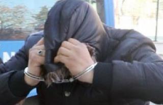 Rölyef Hırsızları Tutuklandı
