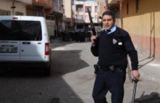 Nizip'te Taşlı Sopalı Kavga