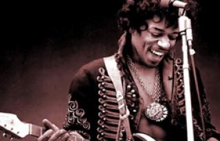 Jimi Hendrix'in Hayatı Film Oluyor