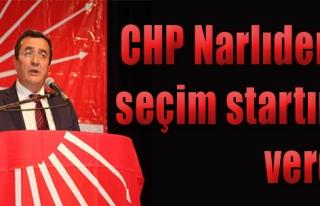 CHP Narlıdere Seçim Startını Verdi