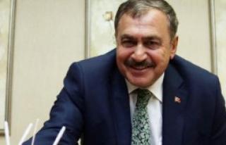 Bakan Eroğlu: Yatırımda Antalya Birinci