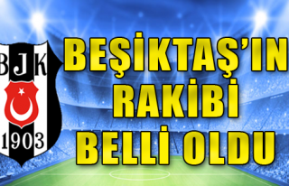 Beşiktaş'a Zorlu Rakip