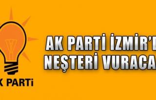 AK Parti'den 9 İlçeye Operasyon!