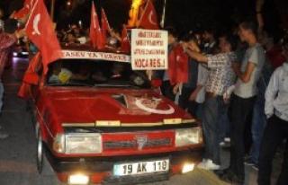 Fetullah Gülen Maketini Parçalattırdılar