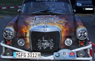 Klasik 355 Otomobil Samsun'da