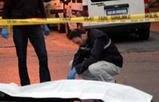 Zeytinburnu'da Cinayet