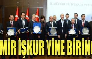 İzmir Birinci Oldu