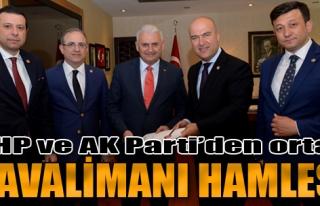 CHP ve AK Parti'den Havalimanı Hamlesi