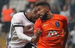 Beşiktaş 1 - 1 Başakşehir