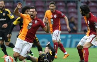 Galatasaray Son Haftada Patladı