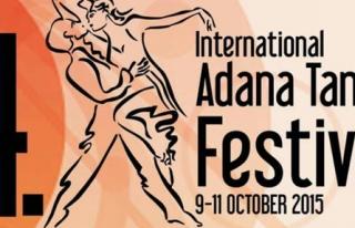 Adana'da Uluslararası Tango Festivali Başladı