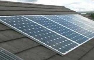 Solar Panel Yerine, Solar Enerji Hunisi