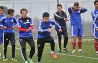 'Futbol Herşeyin Önünde'