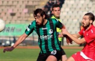 Sakaryaspor-Gaziosmanpaşa: 1-0