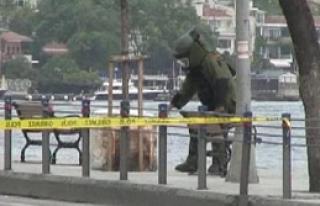 Emirgan'da Bomba Paniği