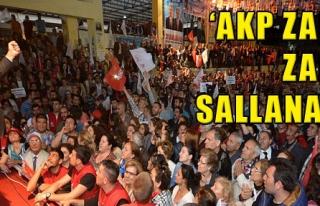 'AKP İktidarını Sallayacağız'