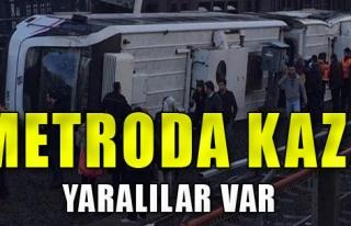 Metroda Kaza!
