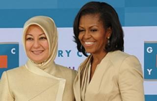 Michelle Obama'ya Davet