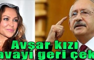 Hülya Avşar, Kemal Kılıçdaroğlu'na Açtığı...