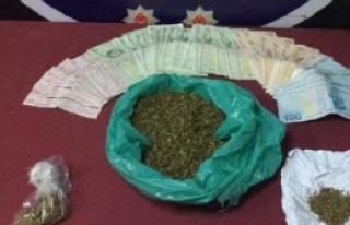 18 Uyuşturucu Satıcısı Tutuklandı