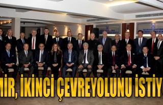 İzmir, İkinci Çevreyolunu İstiyor