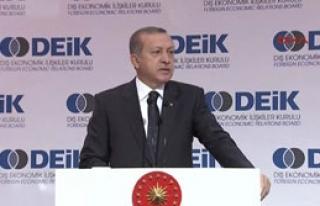Erdoğan'dan Suriye Uyarısı