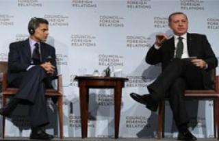 Erdoğan'dan Paralel Uyarısı