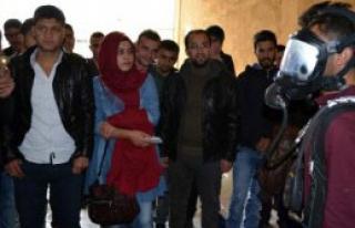 Adilcevaz'da Yüksekokul Öğrencilerine Yangın Eğitim