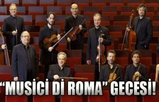 'Musici Di Roma' Gecesi