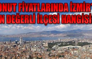 İşte İzmir'in En Değerli İlçesi
