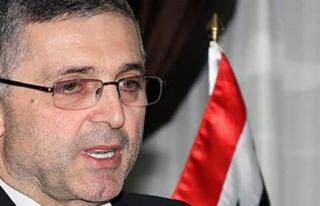Suriyeli Bakandan Şah Fırat Açıklaması