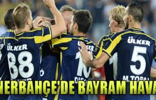 Fenerbahçe: 2 - Torku Konyaspor: 1