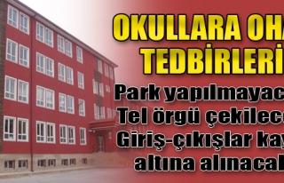 Okullara OHAL Tedbirleri