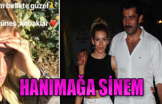 Sinem Kobal Eşi Kenan İmirzalıoğlu'nun Köyüne...