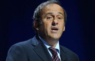 Platini'den Kötü Haber