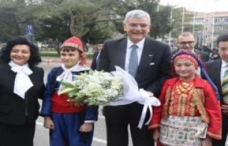 'Türkiye'de Muhalefet Sorunu Var'