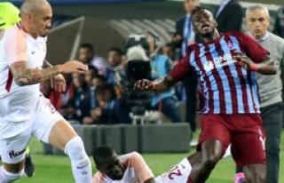 Aslan Trabzon'da Vuruldu