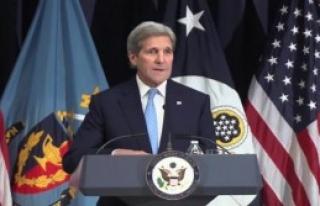 Kerry İran'a Teşekkür Etti