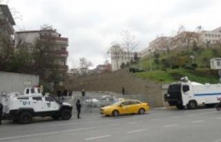 Abd'nin İstanbul Başkonsolosluğu'nda Güvenlik...