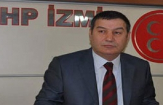 MHP'li Karataş, Yıldırım'a Yüklendi