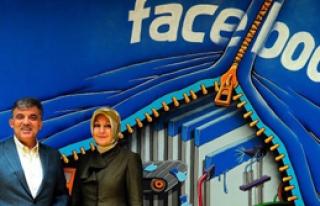 Cumhurbaşkanı Gül, Facebook'u Ziyaret Etti
