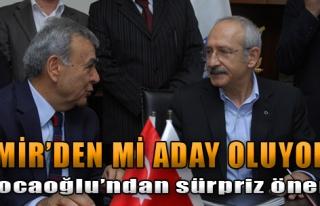 Kılıçdaroğlu, İzmir'den mi Aday Olacak?